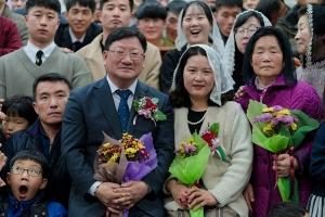 김종만형제님 장로 은퇴식#2